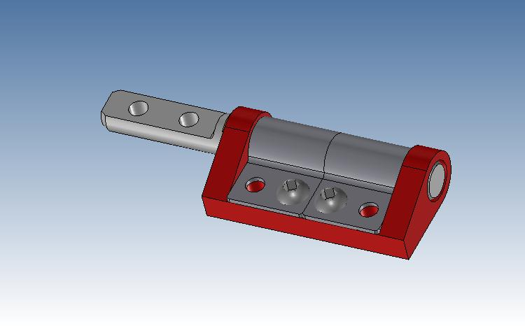 Large friction hinge